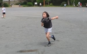 5年生左腕2